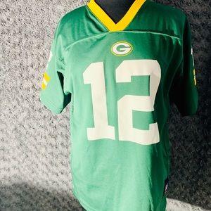 Youth/women's Greenbay Packers jersey: #12